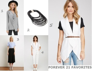 forever 21 feature